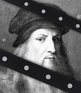 Leonardo da Vinci, Tiny Bubbles, and.... Photogrammetry?