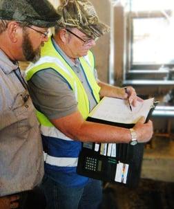 sawmill alignment technician